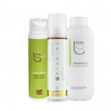 HP Firenze Ламинирование волос  (1000мл/200мл/200мл)