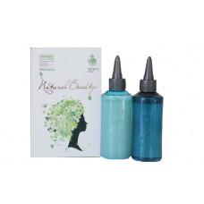 Состав для долговременной укладки волос Natural Beauty (гелевый) 2*100 мл