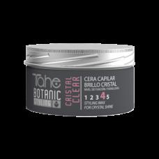CRISTAL CLEAR STYLING WAX FOR CRYSTAL SHINE, Воск для структурирования волос, 100 мл. Степень фиксации — 4.