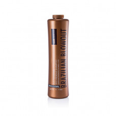 Глубокоочищающий шампунь Brazilian Blowout Anti Residue Shampoo 1000мл.