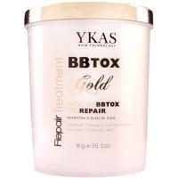 Горячий ботокс YKAS BBtox GOLD 1кг